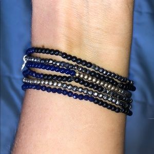 NWOT Stella & Dot Trove Stretch Bracelets